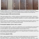 Статья про двери - Илмарин копирайтинг