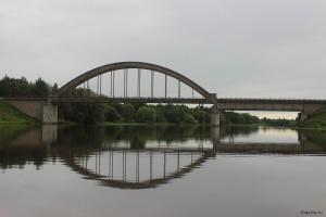 Скнятино. Мост на Нерли