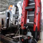 Охота и рыболовство 2016 — надувные лодки из ПВХ