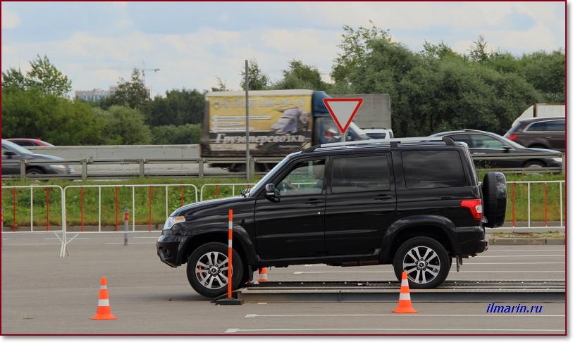 UAZ Patriot на Off Road Show-2017