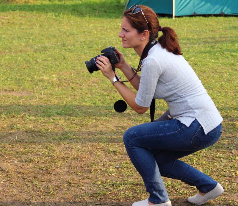 Копирайтер фотограф. Репортажка.