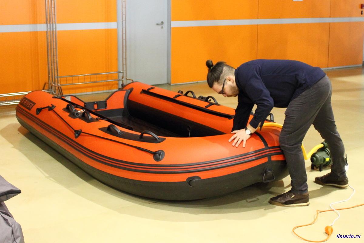 281-Лодка X-River