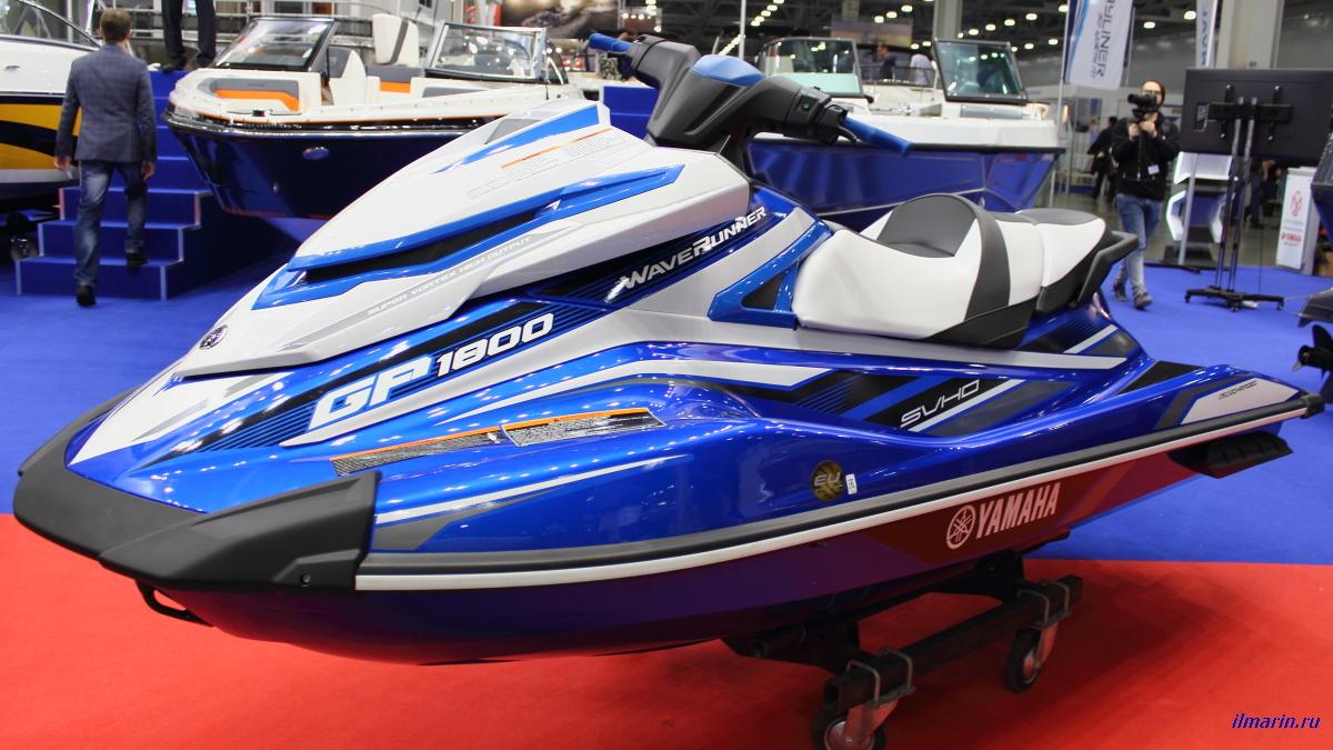 29 Гидроцикл Yamaha WaveRunner GP 1800