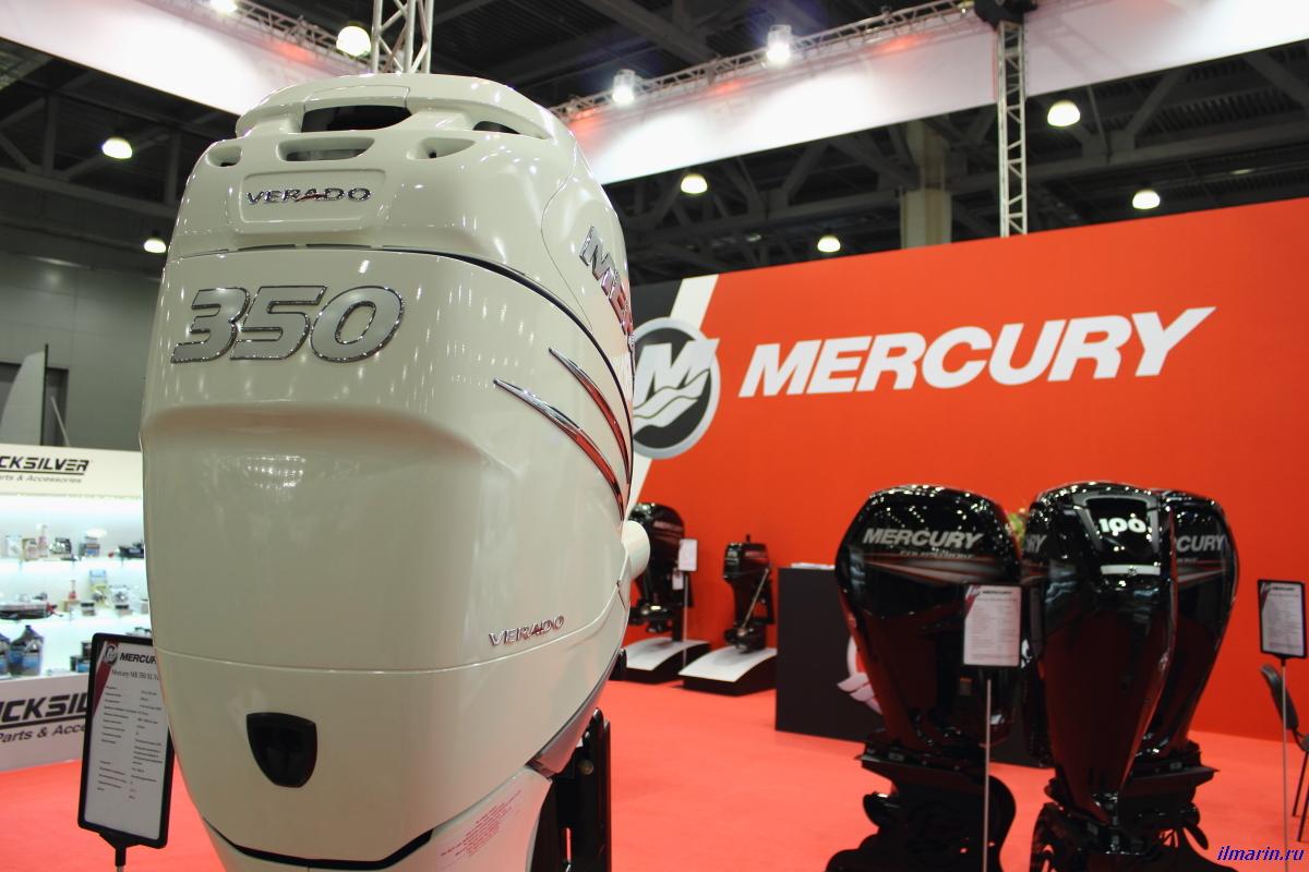 32 Mercury Verado 350