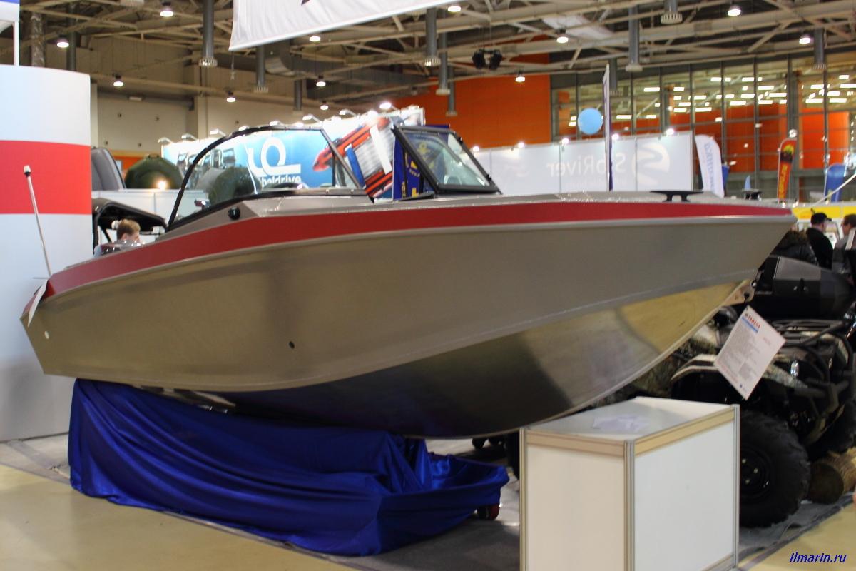 320-Лодка Волжанка Yamaha