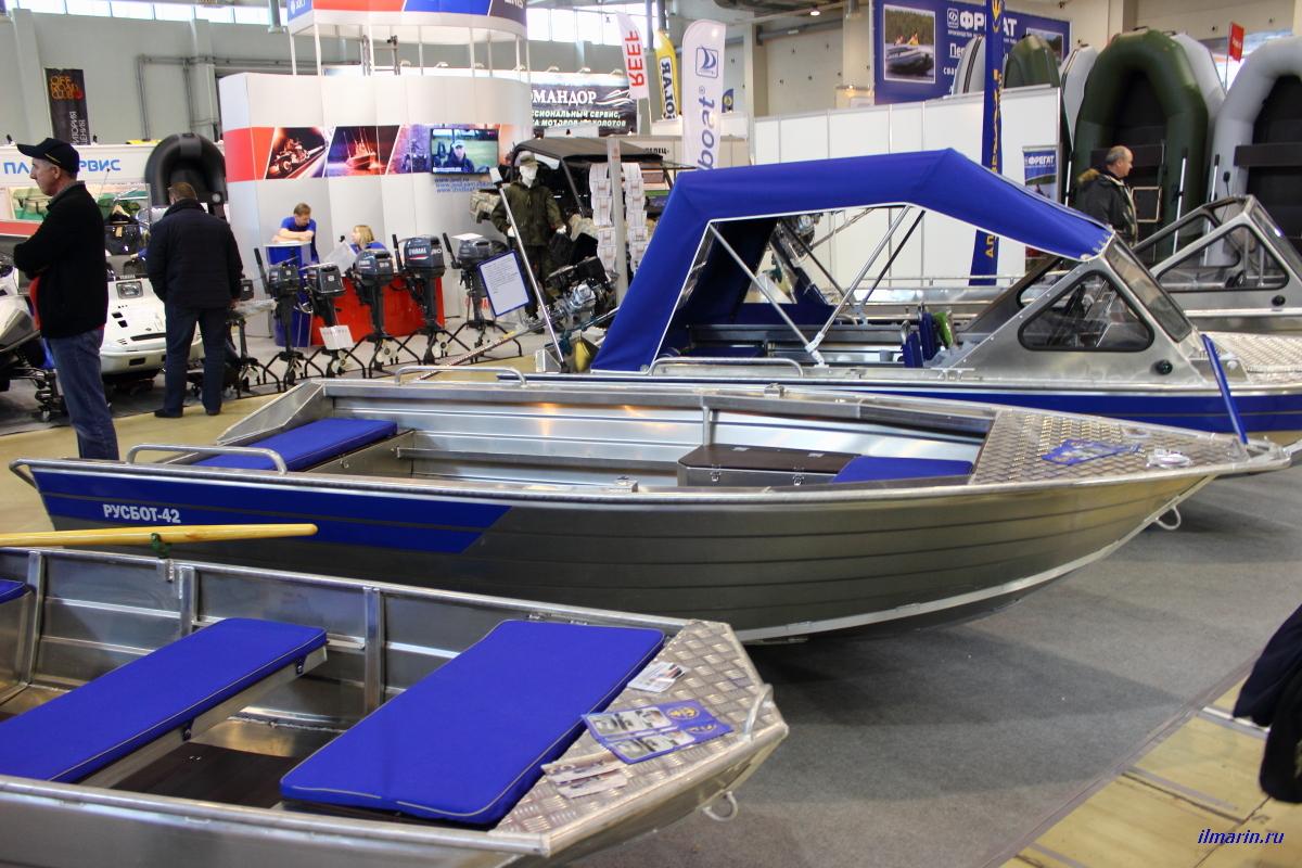 337-Лодки Русбот