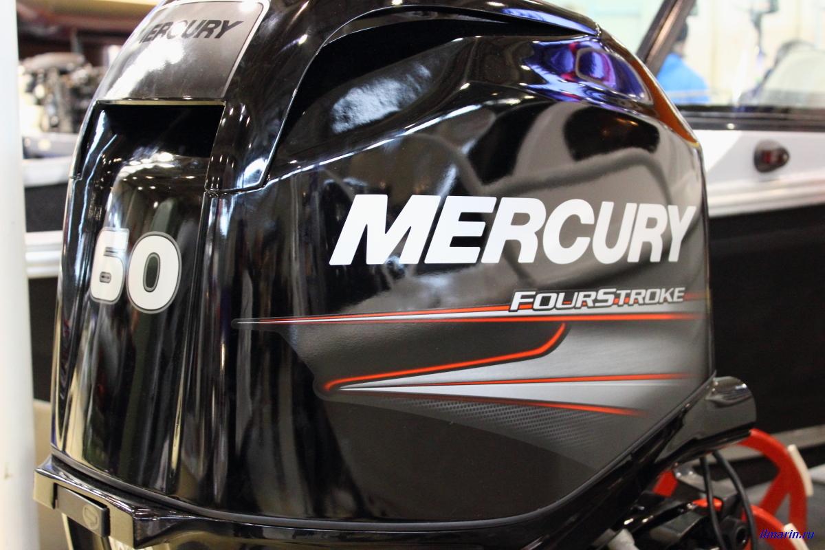 339-Лодочный мотор Mercury F 60