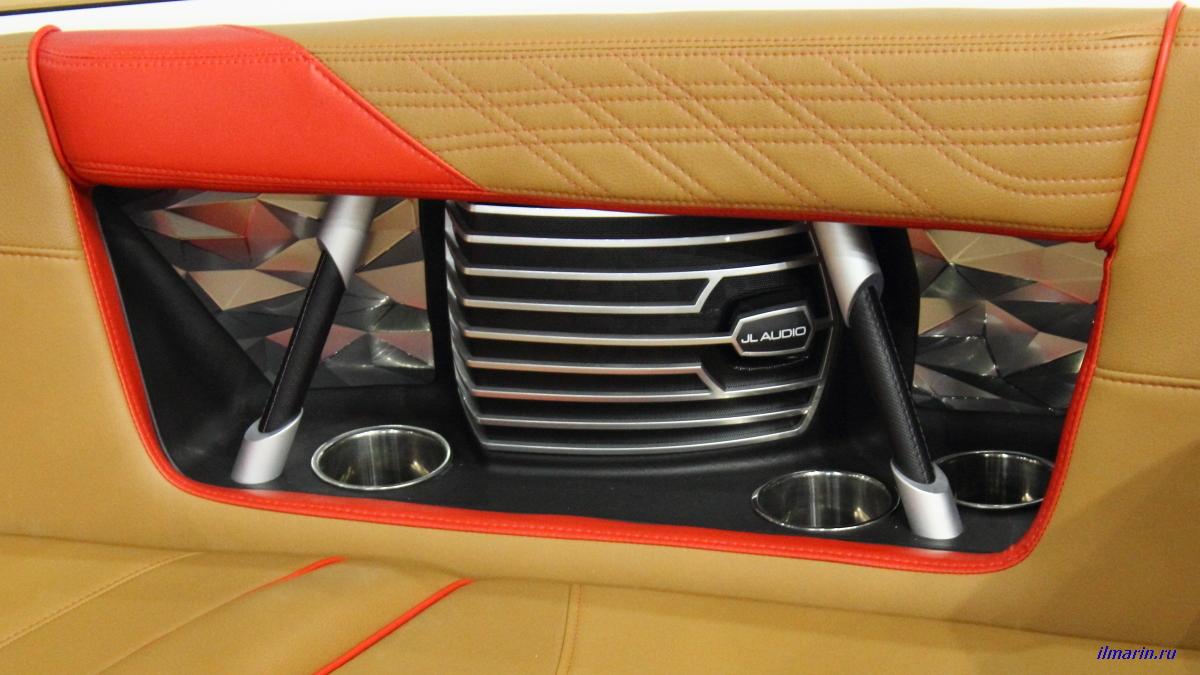 39 JL Audio на катере