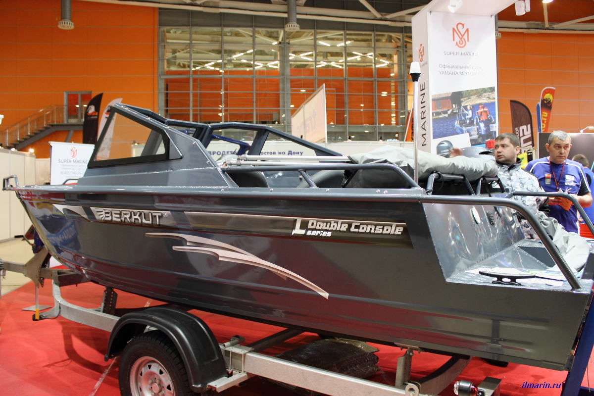 400-Лодка Berkut