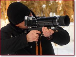 Технический фотограф Илья Илмарин